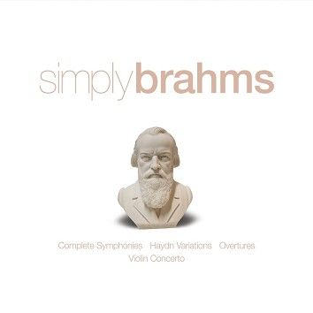 Various - Simply Brahms (Download) - Download
