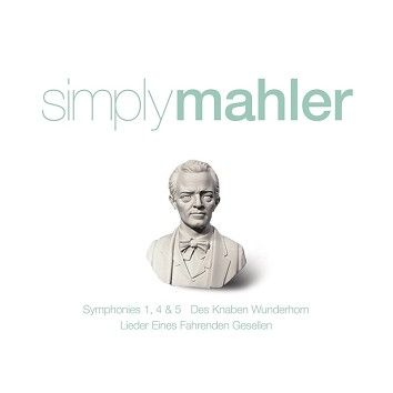 Frankfurt Radio Symphony Orchestra - Simply Mahler (Download) - Download