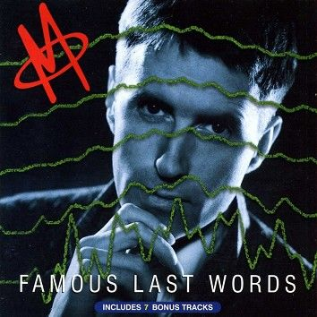 M - Famous Last Words (Download) - Download