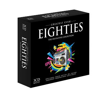 Various - Greatest Ever Eighties (3CD) - CD