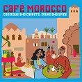 Various - Cafe Morocco (Download) - Download