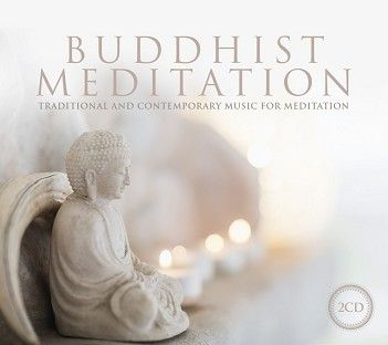 Various - Buddhist Meditation (2CD) - CD