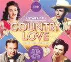 Various - Stars Country Love (3CD) - CD
