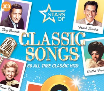 Various - Stars Of Classic Songs - CD