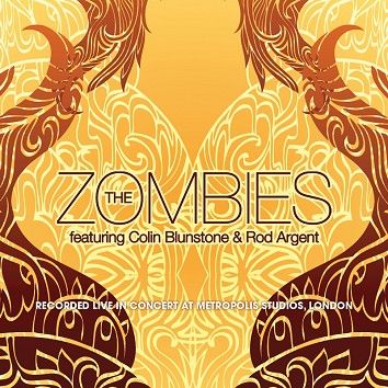 The Zombies feat. Colin Blunstone & Rod Argent - Live In Concert at Metropolis Studios, London (Download) - Download