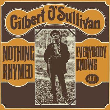Gilbert O'Sullivan - Nothing Rhymed (Download) - Download