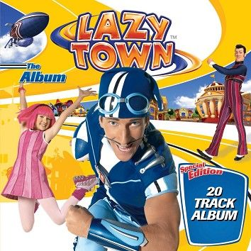 LazyTown - The Album (Vocal)(Download) - Download