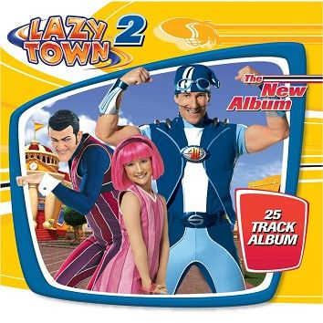 LazyTown - The New Album (Vocal)(Download) - Download