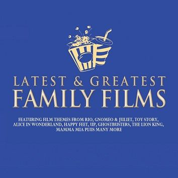 Various - Latest & Greatest Family Films (Download) - Download