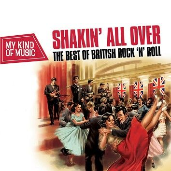 Various - My Kind Of Music - Shakin' All Over (Download) - Download