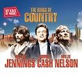 Waylon Jennings, Johnny Cash & Willie Nelson - My Kind Of Music - The Kings of Country (Download)