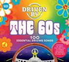 Various Artists - DRIVEN BY THE 60s (5CD) - CD