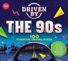 Various - DRIVEN BY THE 90s (5CD)