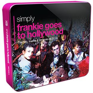 Frankie Goes To Hollywood - Simply Frankie Goes To Hollywood (3CD) - CD