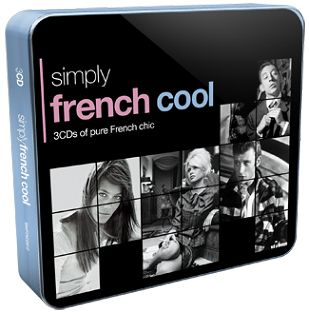 Various - Simply French Cool (3CD) - CD