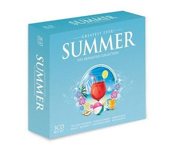 Various - Greatest Ever Summer (3CD) - CD