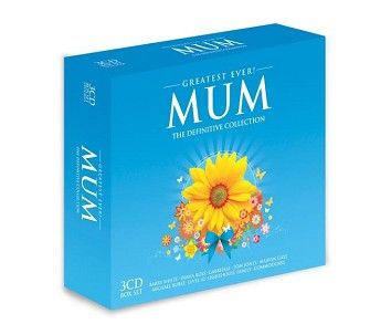 Various - Greatest Ever Mum (3CD) - CD