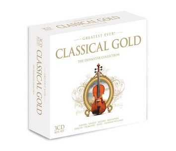 Various - Greatest Ever Classical Gold (3CD) - CD