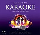 Various - Greatest Ever Karaoke (3CD+G)
