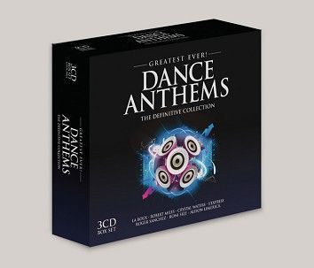 Various - Greatest Ever Dance Anthems (3CD) - CD