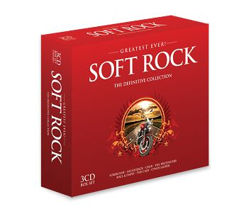 Various - Greatest Ever Soft Rock (3CD) - CD