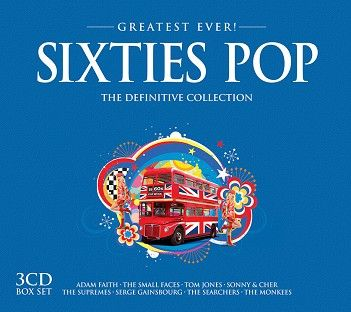 Various - Greatest Ever Sixties Pop (3CD) - CD