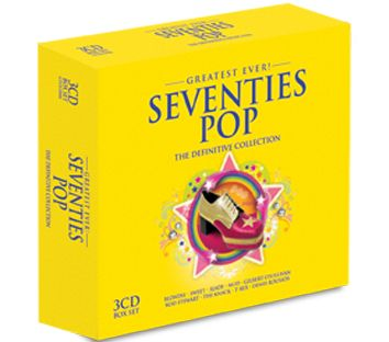 Various - Greatest Ever Seventies Pop (3CD) - CD