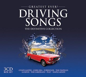 Various - Greatest Ever Driving Songs (3CD) - CD