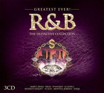Various - Greatest Ever - R&B (3CD) - CD