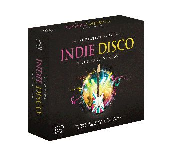Various - Greatest Ever Indie Disco (3CD) - CD