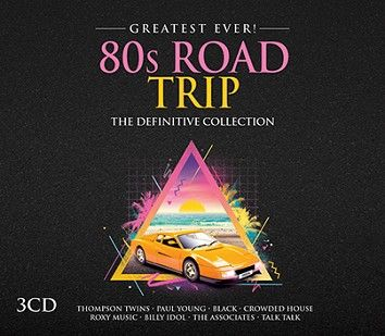 Various - Greatest Ever 80s Road Trip (3CD) - CD