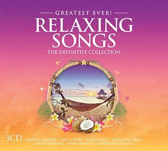 Various - Greatest Ever Relaxing Songs (3CD) - CD