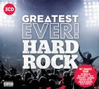Various - Greatest Ever Hard Rock (3CD)