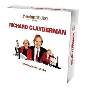Richard Clayderman - The Ultimate Collection (3CD) - CD