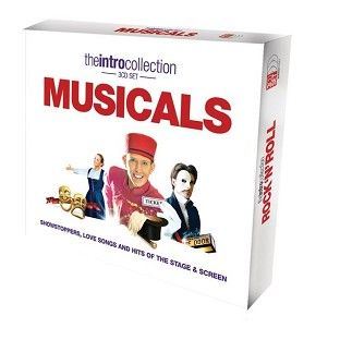 Various - Musicals (3CD) - CD