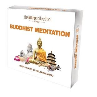 Various - Buddhist Meditation (3CD) - CD