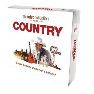 Various - Country (3CD) - CD