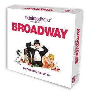 Various - Broadway - The Essential Collection (3CD) - CD