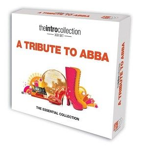 Various - A Tribute To Abba - The Essential Collection (3CD) - CD
