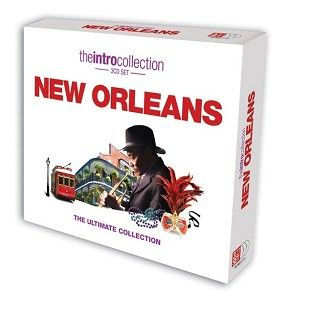 Various - New Orleans - The Ultimate Collection (3CD) - CD