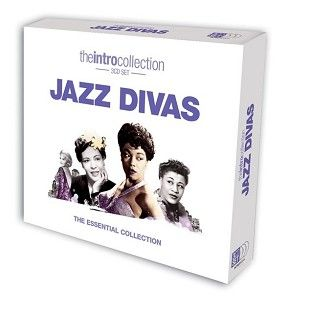 Various - Jazz Divas - The Essential Collection (3CD) - CD