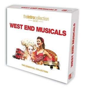 Various - West End Musicals (3CD) - CD
