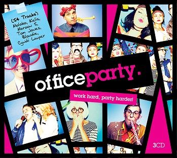 Various - OFFICE PARTY (3CD) - CD