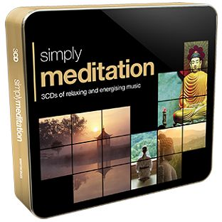 Various - Simply Meditation (3CD) - CD