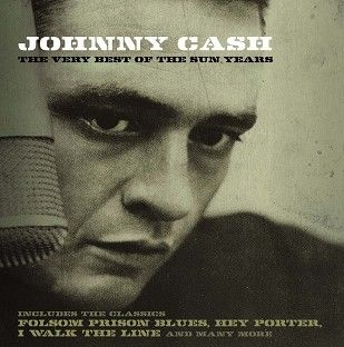 Johnny Cash - The Very Best Of The Sun Years  (CD) - CD