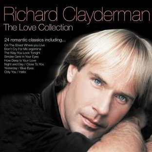 Richard Clayderman - The Love Collection (CD) - CD