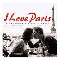 Various - I Love Paris (CD/Download)