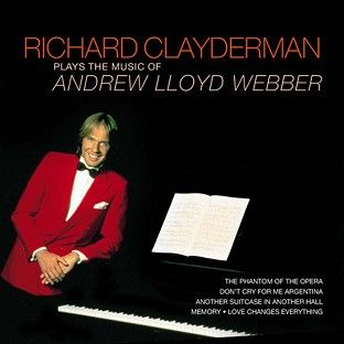 Richard Clayderman - Plays The Music Of Andrew Lloyd Webber (CD) - CD