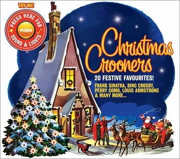 Various - Christmas Crooners (CD Sound & Lights) - CD