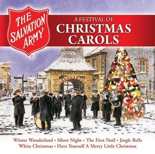 The Salvation Army - A Festival Of Christmas Carols - The Salvation Arny (1CD / Download) - CD